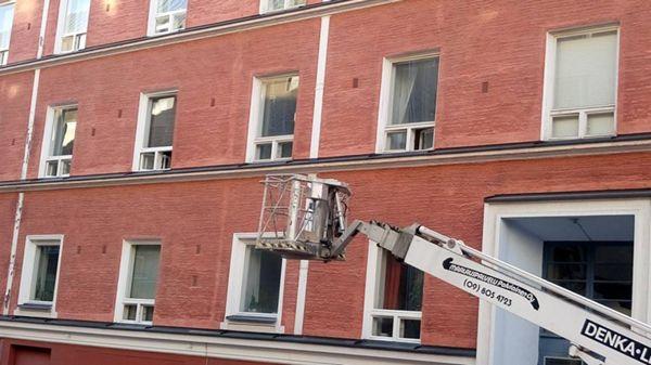 Teerisalo maalaa Oy, Espoo