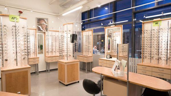 Silmäoptiikka Inkeroinen, Kouvola