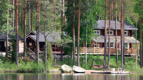 Rock and Lake, Kangasniemi