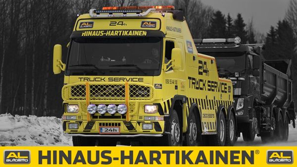 Hinaus Hartikainen 24h Rovaniemi, Rovaniemi