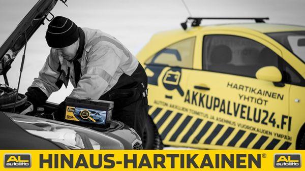 Hinaus Hartikainen 24h Tornio, Tornio