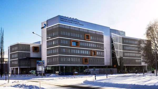 Satakunnan ammattikorkeakoulu, SAMK-kampus Pori, Satakunta University of Applied Sciences, Pori