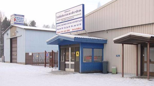 TH-Market Oy, Riihimäen vahinkotavarakeskus, Riihimäki