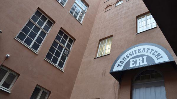 Tanssiteatteri ERI, Turku