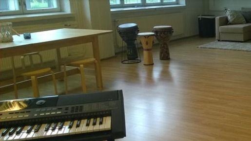 Musiikki- ja traumaterapiaklinikka Adaria, Uusikaupunki