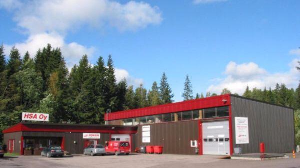 HSA Oy, Lahti