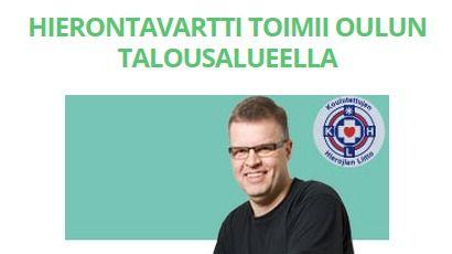 Hierontavartti, Oulu