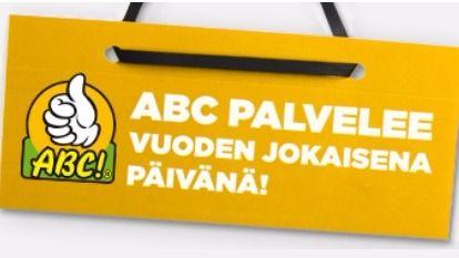 ABC automaattiasema, Harjavalta