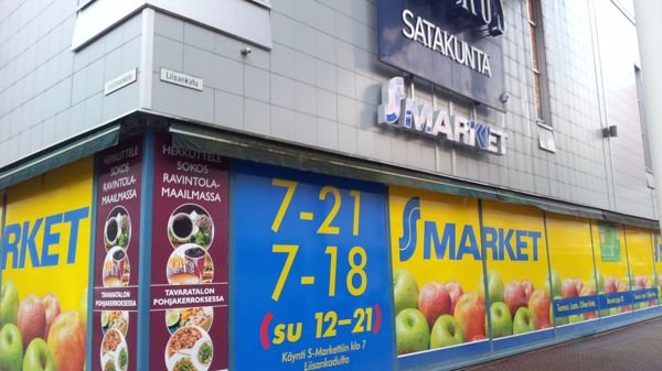 S-market Herkku, Pori