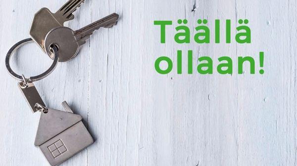 Keski-Suomen Oma Koti Oy LKV, Jyväskylä