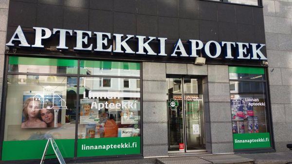 Linnan apteekki, Turku