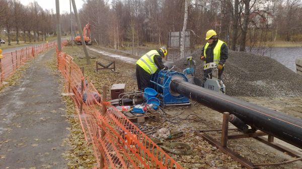 Vesihuoltotekniikka Kotilainen Oy, Savonlinna