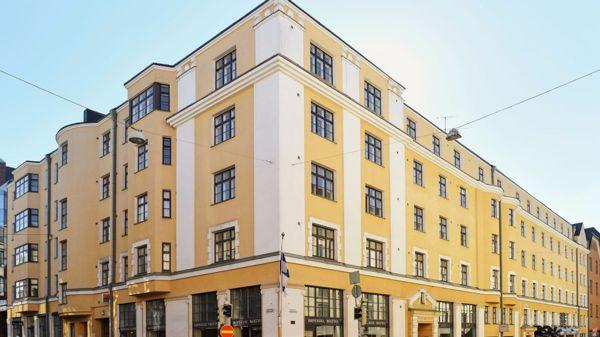Hammaslääkäriasema Freda, Helsinki