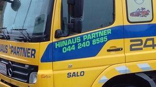 Hinaus Partner Oy, Salo