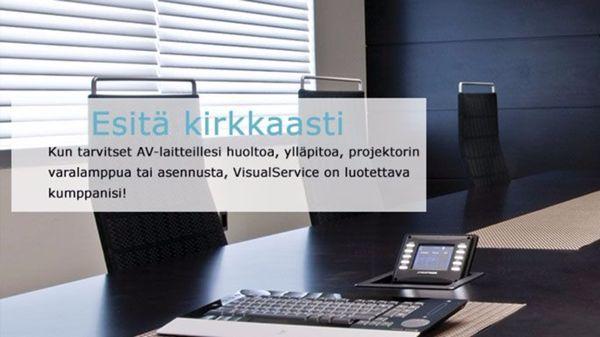 VisualService Finland Oy, Vantaa