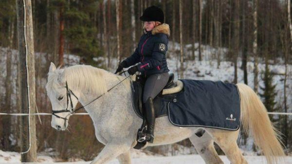 Vuotavan ratsutila Oy, Mäntsälä