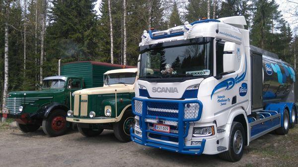 Kuljetusliike Hartikainen Oy, Kuopio