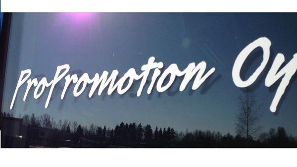 ProPromotion Oy, Ylöjärvi