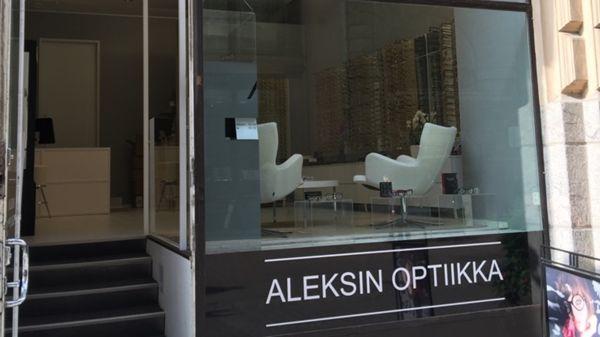 Aleksin Optiikka Oy, Helsinki