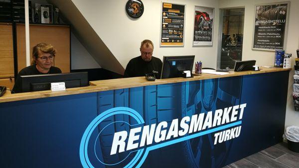 Rengasmarket Turku, Rengas Ja Tarvike Oy, Turku