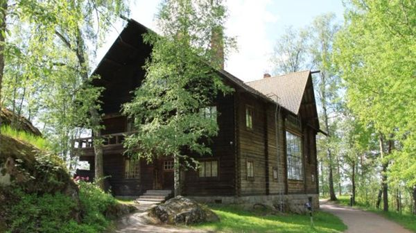 Tuusulan kunta Halosenniemen museo, Tuusula