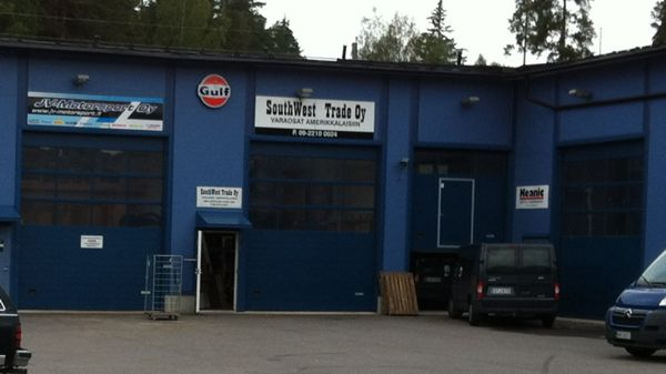 Southwest Trade Oy - Vantaa, Vantaa