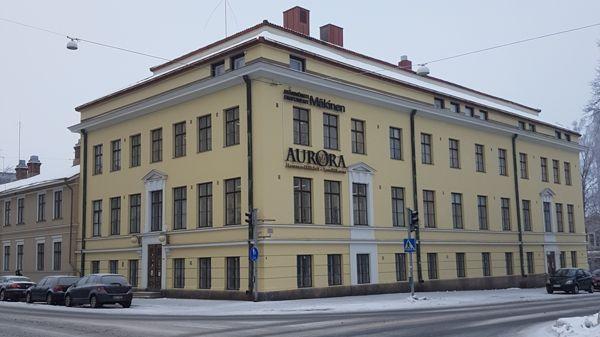 Aurora Hammaslääkärit, Vaasa