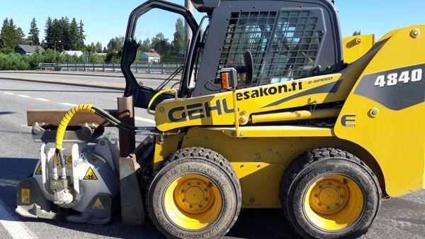 Esakon Oy / Esa Lähteenmäki, Huittinen