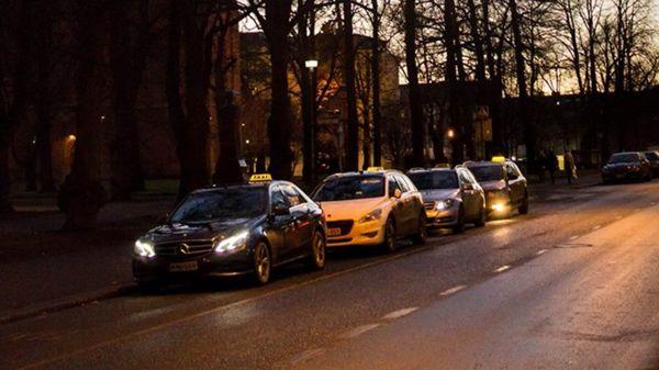 Taksi Vaasa, Vaasa