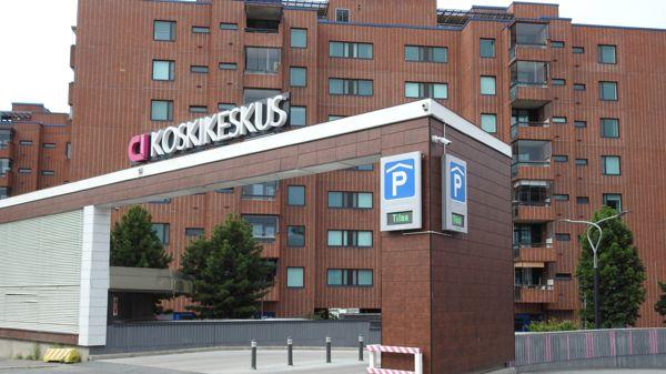 Finnpark Koskikeskus, Tampere