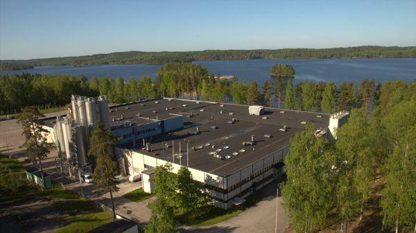 Primo Finland Heinolan tehdas, Heinola