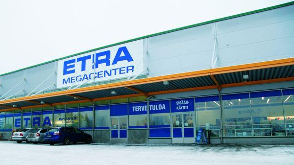ETRA Megacenter Nokia, Nokia