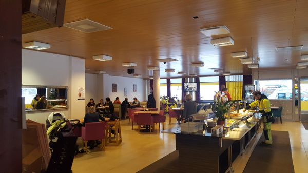 Ravintola-Pizzeria Laresto, Laukaa