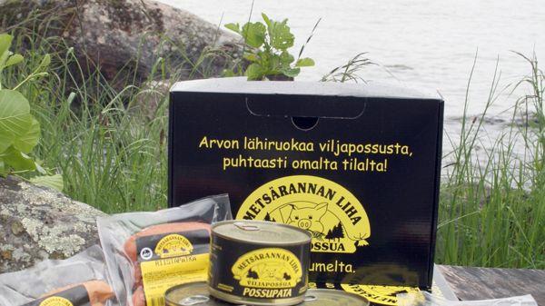 Metsärannan Liha, Punkalaidun