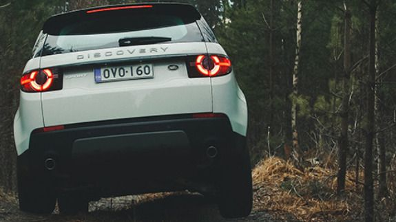 Land Rover Experience Finland, Hämeenlinna