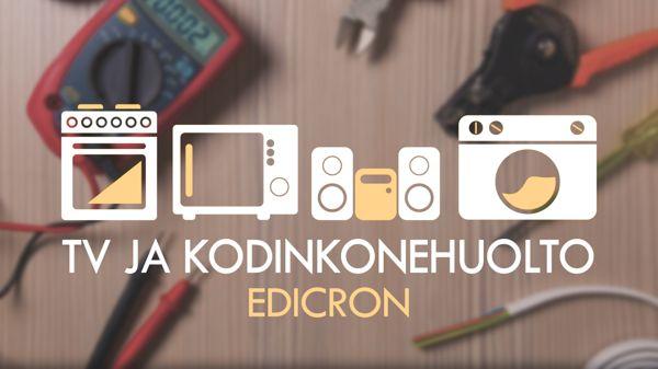TV- ja Kodinkonehuolto Edicron Oy, Helsinki