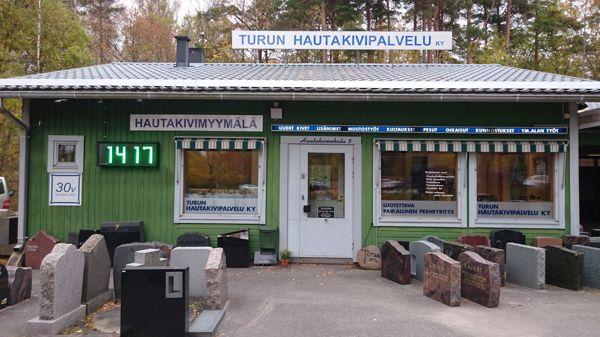 Turun Hautakivipalvelu Ky, Turku