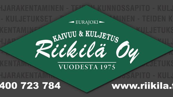 Kaivuu & Kuljetus Riikilä Oy, Eurajoki