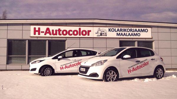 H-Autocolor Oy, Seinäjoki