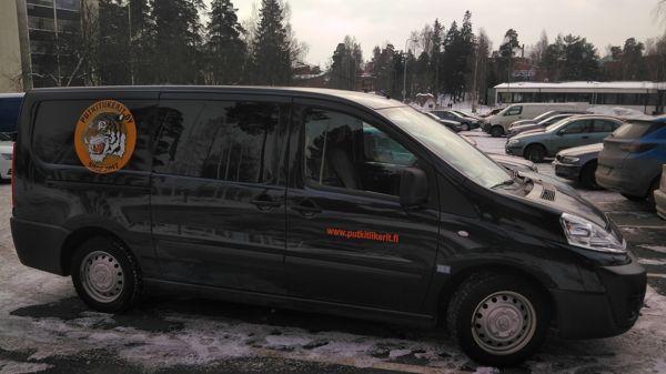 Putkitiikerit Oy, Nurmijärvi