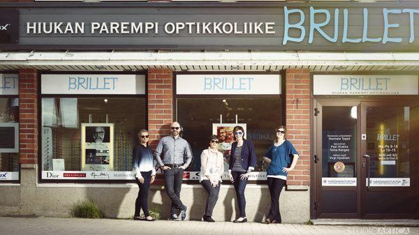 Brillet, Rovaniemi