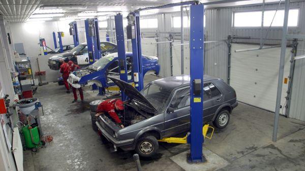Punavuoren Autohuolto Oy, Helsinki