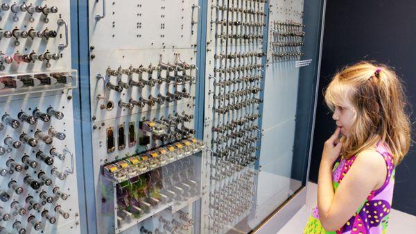 Tekniikan museo, Helsinki