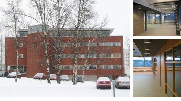HMT Arkkitehdit Oy, Helsinki