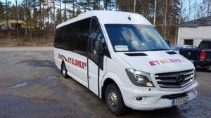 Liikenne O. Eteläpää Oy, Savitaipale