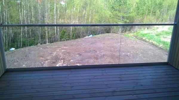 Oulun Lasipalvelu Oy, Oulu