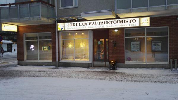 Jokelan Hautaustoimisto Oy, Rovaniemi