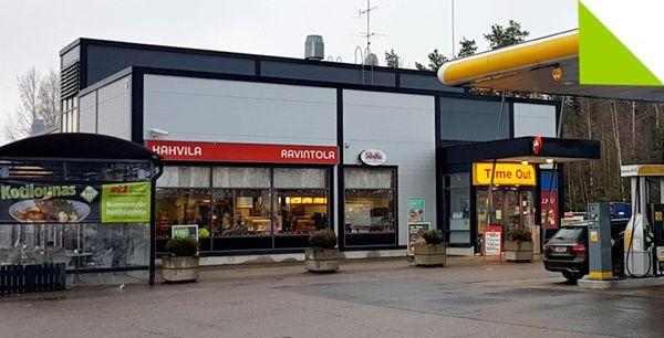Nummenkylän huoltoasema/St1 kylmäasema, Järvenpää