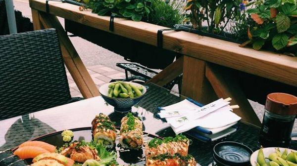 Maka Sushi Grani / Maka Sushi Kauniainen, Kauniainen