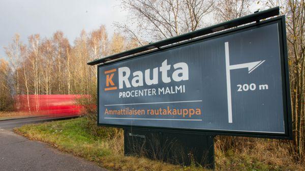 K-Rauta Malmi Procenter, Helsinki